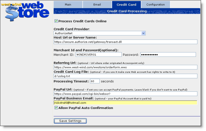 how to add credit card to paypal business account